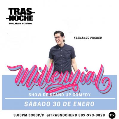 Millennial : Fernando Pucheu