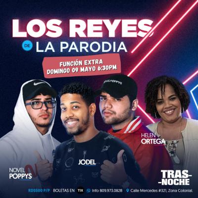 Los Reyes de la Parodia – Vol 2