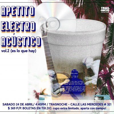 Apetito Electro-acústico vol. 2