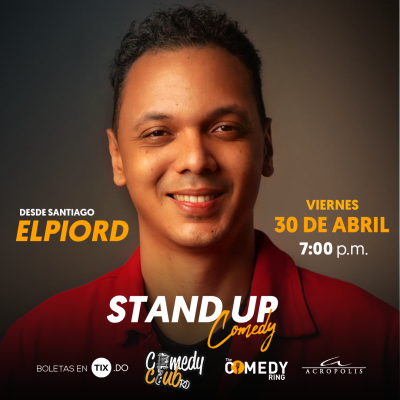 ElPioRD Stand Up Comedy